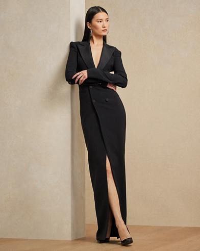 Kristian Silk Cady Dress