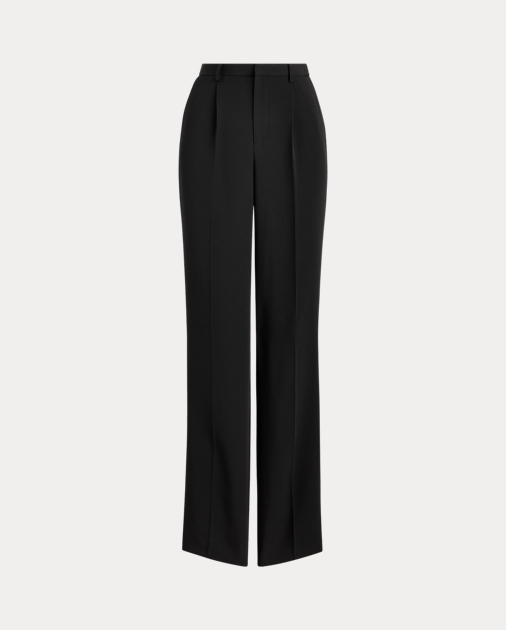 Collection Apparel Winnifred Marocain Tuxedo Trouser 2