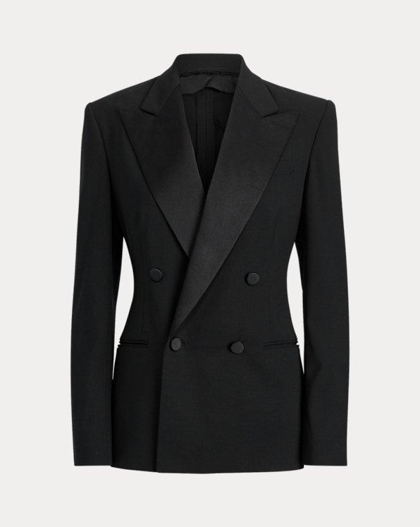 Chrystie Stretch Wool Jacket