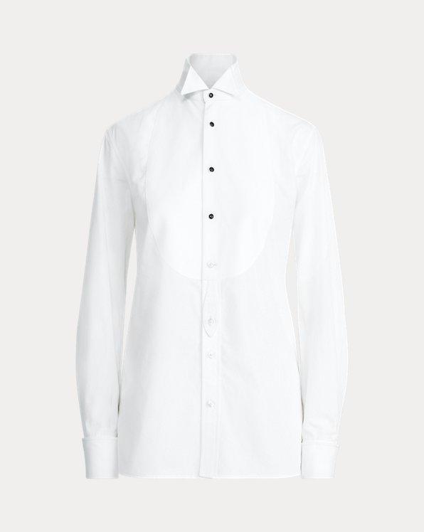 Marlie Wingtip Cotton Shirt