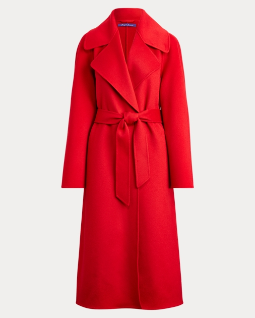 best quality provide plenty of 100% original Leonarda Cashmere Wrap Coat