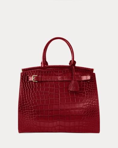 Alligator Medium RL50 Handbag