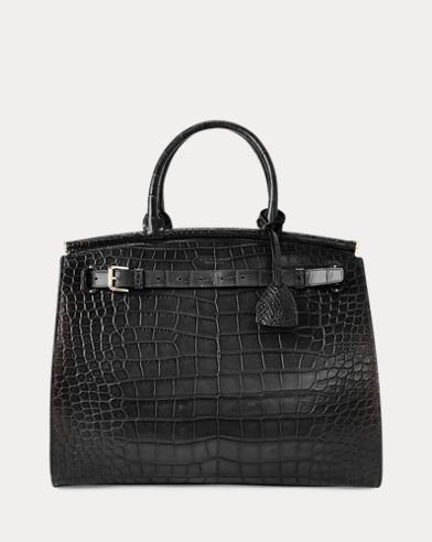 Alligator Large RL50 Handbag