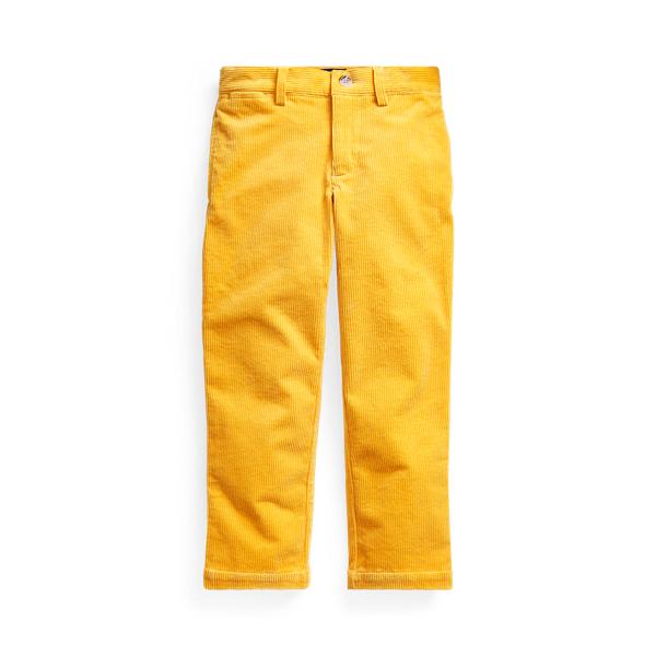 Polo Ralph Lauren SLIM FIT STRETCH CORDUROY PANT