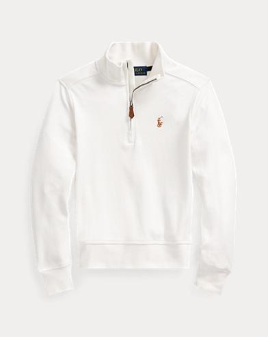 Cotton Interlock Pullover
