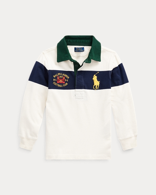 Polo RalphLauren Big Pony Rugby Shirt