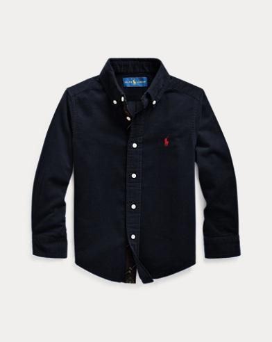 Cotton Corduroy Shirt