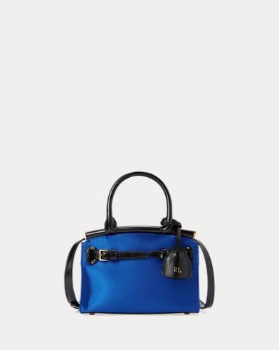 Satin Mini RL50 Handbag