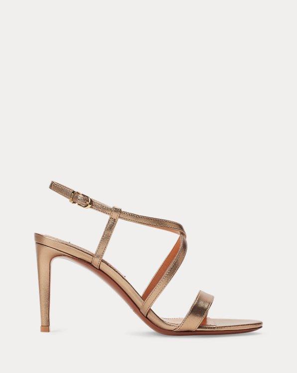 Arissa Metallic Sandal