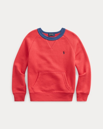 Twill Terry Sweatshirt