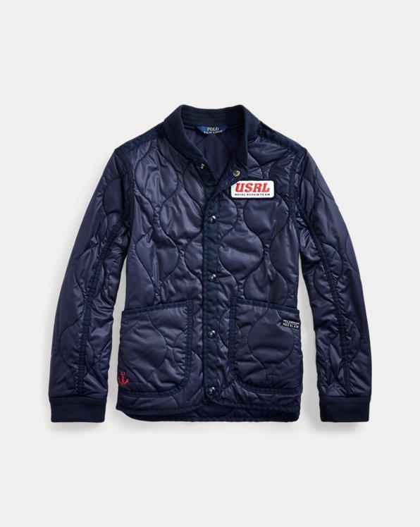 Naval-Inspired Jacket