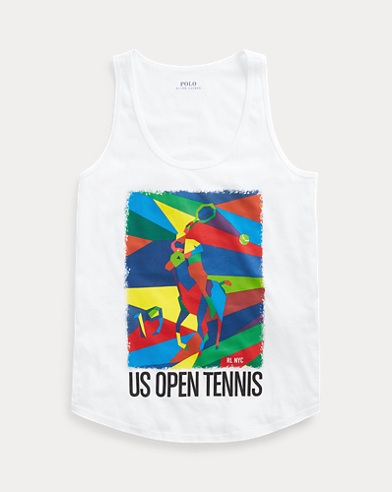 US Open Cotton Tank Top
