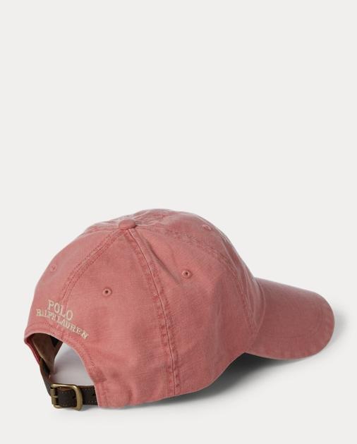 8ec70ecc Polo Ralph Lauren Marina Cotton Twill Cap 2