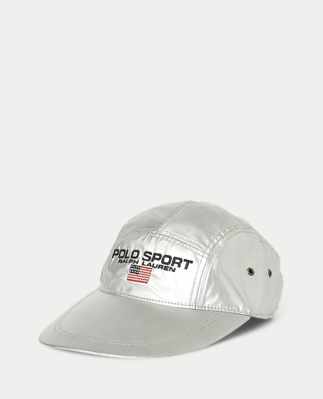 Limited-Edition Metallic Cap