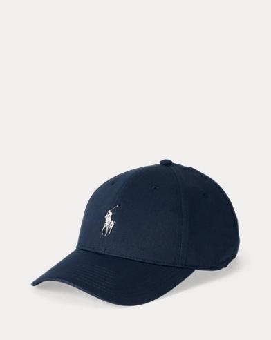 Cappellino da baseball in twill