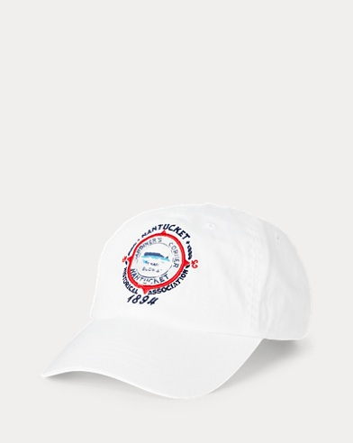 Nantucket Chino Baseball Cap
