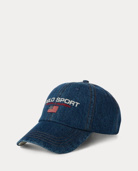 Limited-Edition Denim Cap