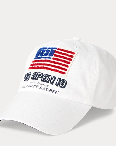 US Open Flag Chino Cap