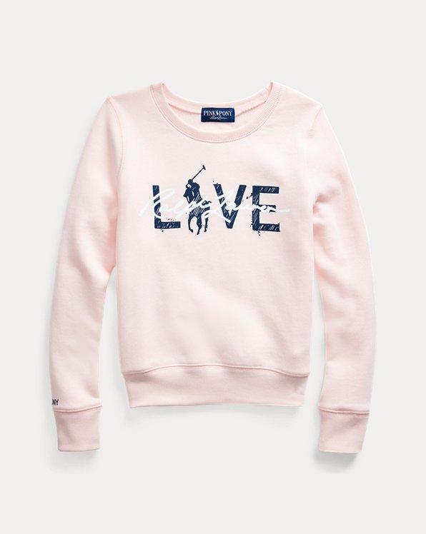 Felpa Live Love Pink Pony