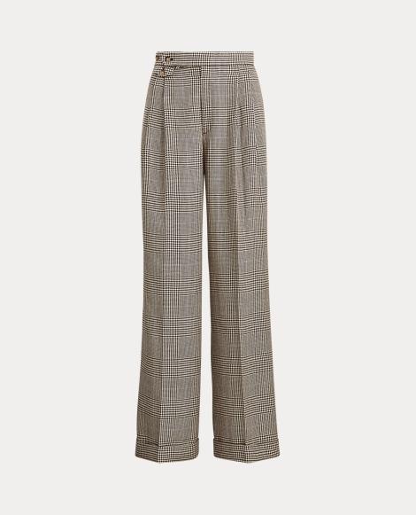 Cotton-Blend Pant