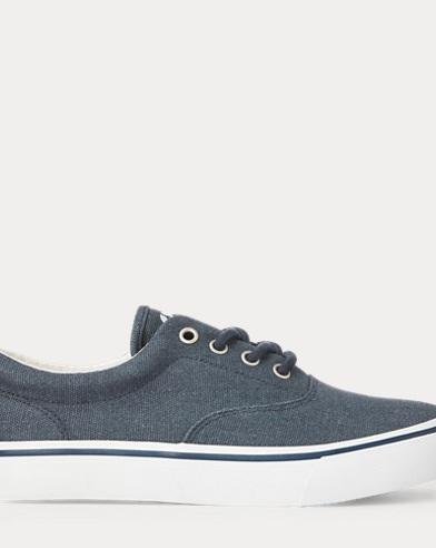 Bryn Cotton Canvas Sneaker