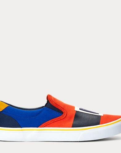 Thompson Color-Blocked Sneaker