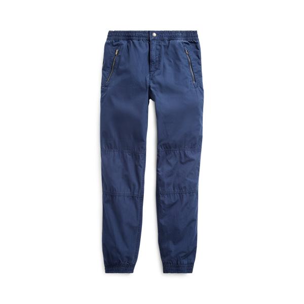 폴로 랄프로렌 보이즈 조거 팬츠 Polo Ralph Lauren Cotton Poplin Jogger Pant,Newport Navy