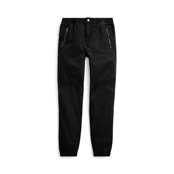 폴로 랄프로렌 보이즈 조거 팬츠 Polo Ralph Lauren Cotton Poplin Jogger Pant,Polo Black