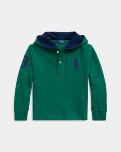 bfb602c3151453 Boys' T-Shirts & Sweatshirts Sizes 2-20 | Ralph Lauren