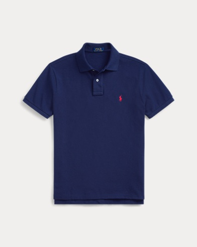 f43e7e493407 Men's Polo Shirts - Long & Short Sleeve Polos | Ralph Lauren