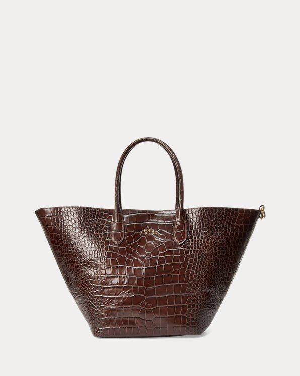 Embossed Large Bellport Tote