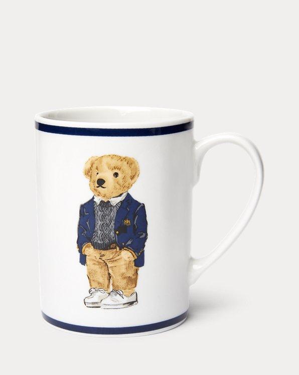 Tasse Polo Bear blazer