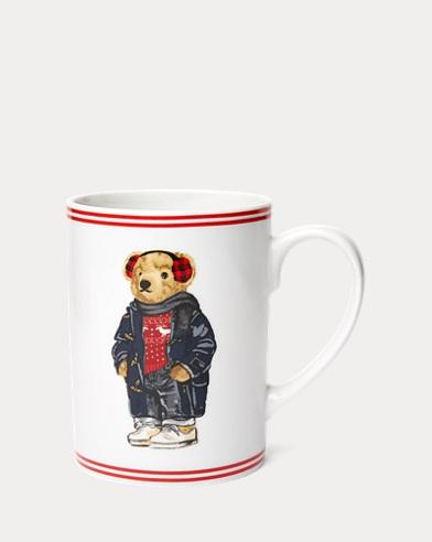 Fair-Isle Bear Mug
