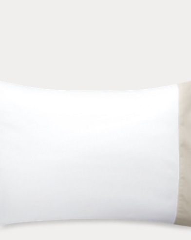 Pique Sateen Pillowcase