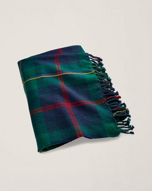 Langport Throw Blanket