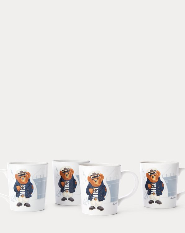 Haven Bear Mug Set