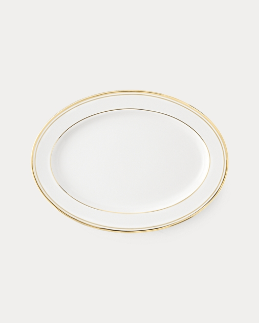 Wilshire Oval Platter