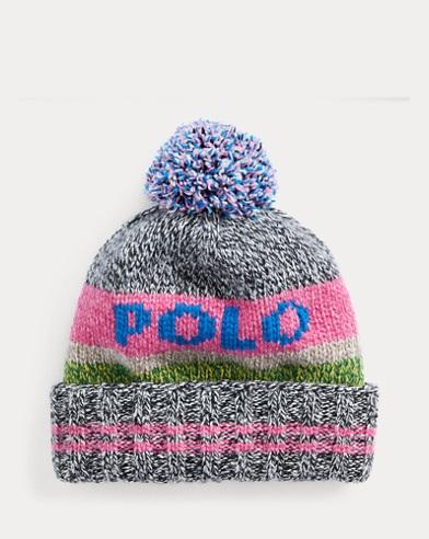 Pom-Pom Wool Hat