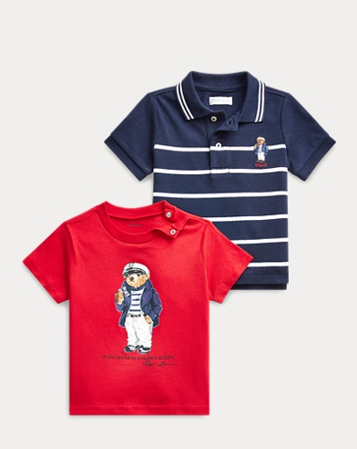 94aab2dad Baby Boy & Infant Clothing, Accessories, & Shoes | Ralph Lauren