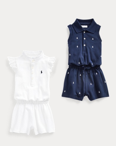 230c3b11df91 Baby Girl Clothing, Accessories, & Shoes | Ralph Lauren