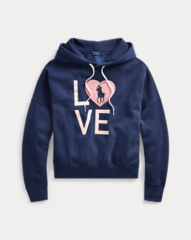 Pink Pony Graphic Hoodie