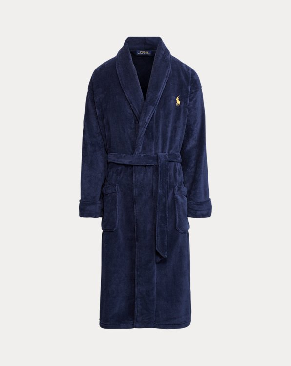 Plush Microfiber Robe