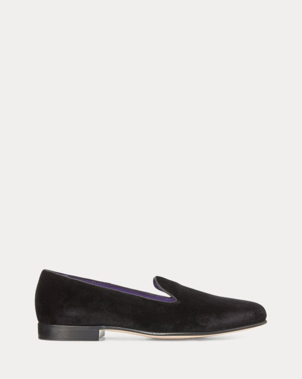 Alonzo Velvet Slipper