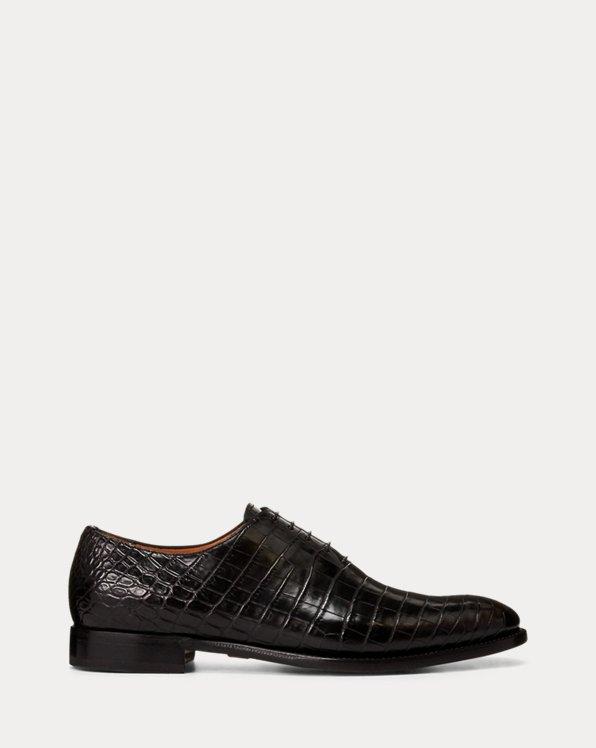 Darby Crocodile Shoe