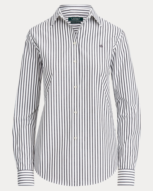 Polo RalphLauren No-Iron Striped Shirt