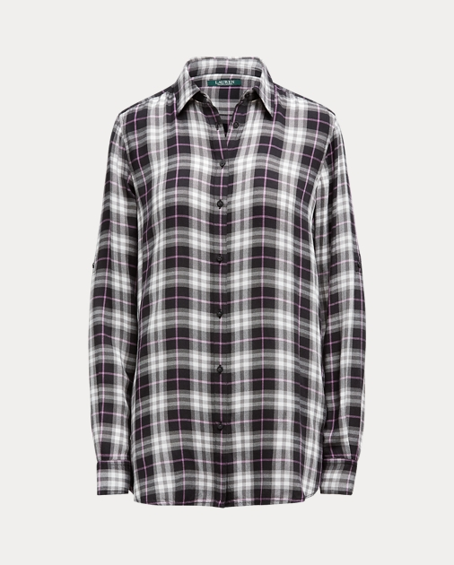 Polo RalphLauren Plaid Twill Shirt