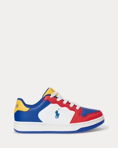 Jessup Vegan-Leather Sneaker