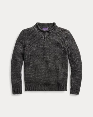 Mouliné Cashmere Sweater