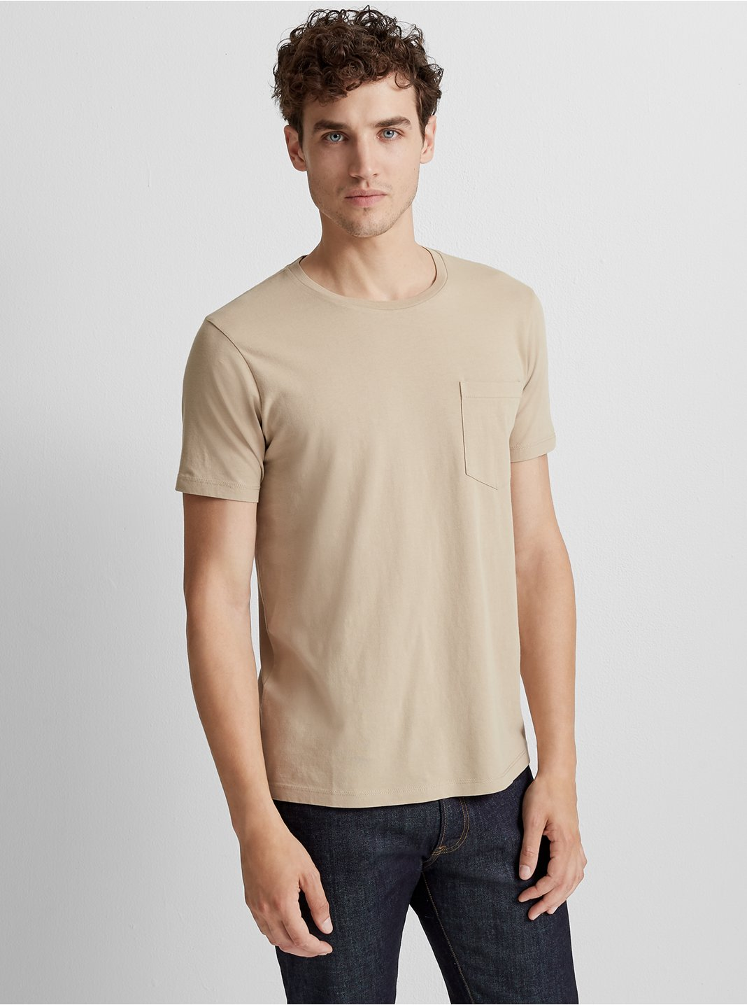 Williams Garment-Dyed Crew