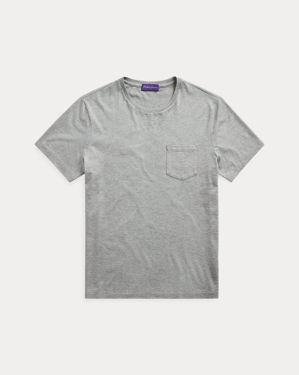 Relaxed Fit Pocket T-Shirt